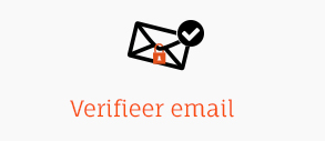 Verifieer email