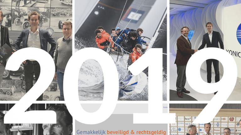 2019 In Hoogte- En Dieptepunten