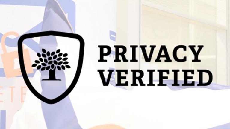 Aangetekend Nu Ook Privacy Verified