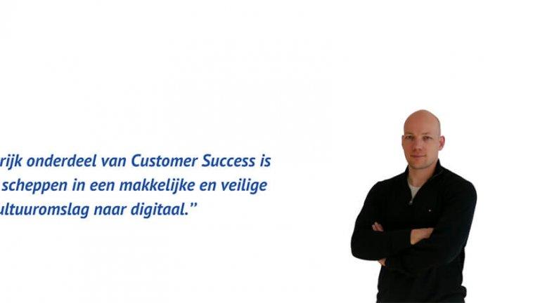 Maak Kennis Met… Ronald Boer, Onze Customer Success Manager En Product Owner