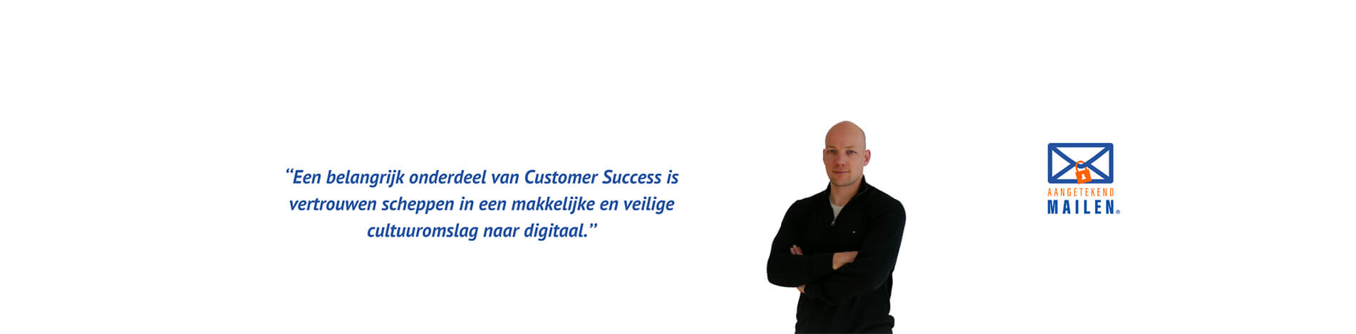 Maak kennis met… Ronald Boer, onze Customer Success Manager en Product Owner